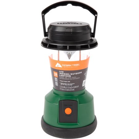 LED Indoor Outdoor Lantern, 120 Lumens by