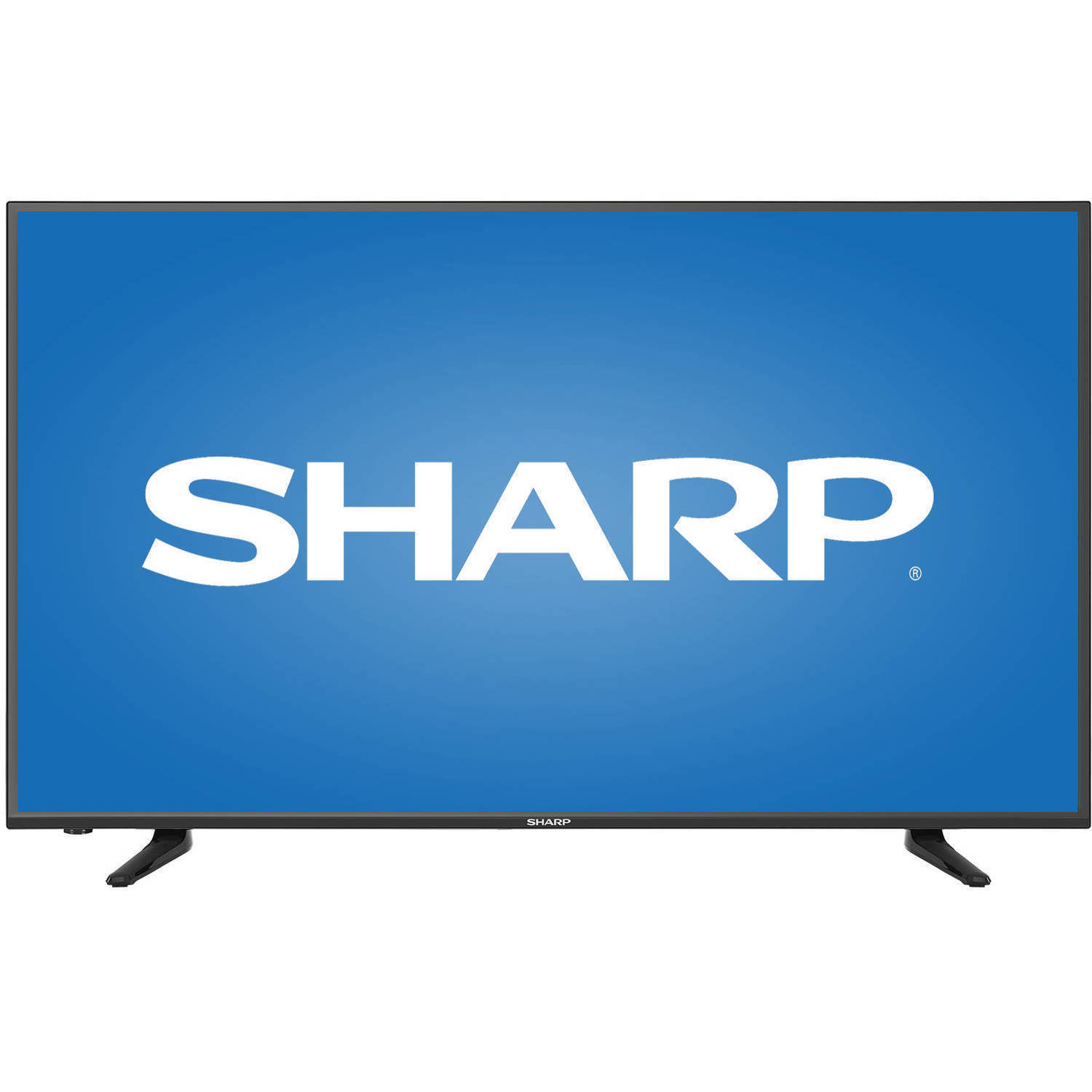 "Refurbished Sharp 50"" Class 4K Ultra HD, Smart, LED 2160p, 60Hz (LC-50N6000U) by Sharp"
