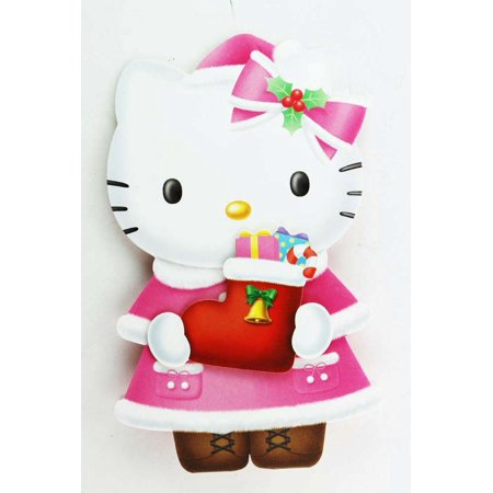 Hello Kitty Merry Christmas.Hello Kitty Merry Christmas Card Sanrio Hello Kitty Holiday Card