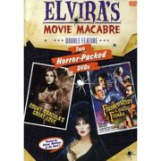 Elvira's Movie Macabre: Frankenstein's Castle Of Freaks   Count Dracula's Great Love by VIVENDI VISUAL ENTERTAINMENT