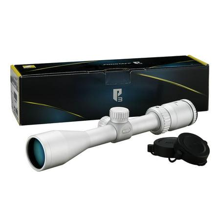 Nikon Prostaff P3 3-9x40 Riflescope w/ BDC Reticle, Matte Silver -