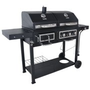 Revoace Dual Fuel Gas Charcoal Combo Grill Image 5 Of 18