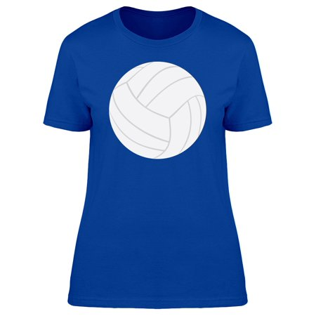 Illustration Of A Volleyball Tee Women's -Image by Shutterstock ()
