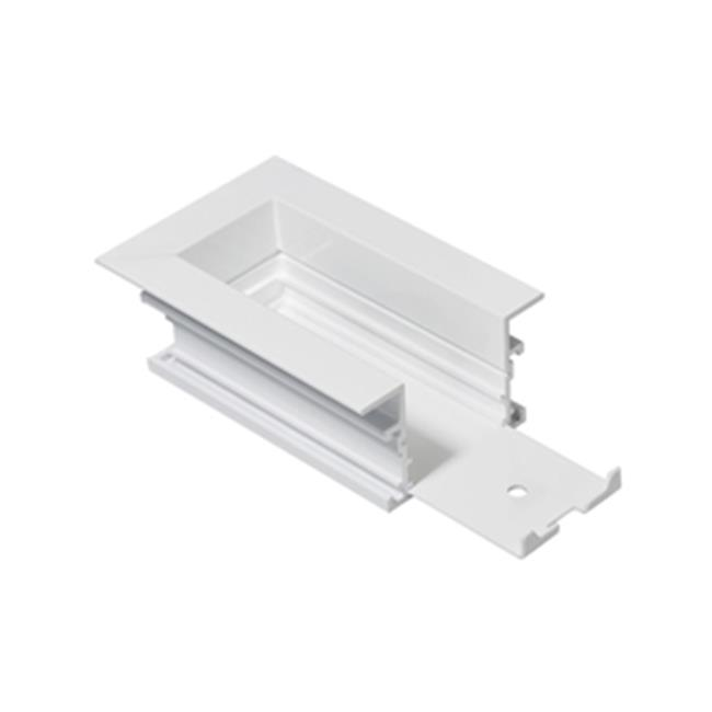 Jesco Lighting JRCLE-WT Recessed Housing for End Feed - White - image 1 of 1