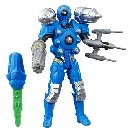 Power Rangers Beast Morphers Drilltron 6-inch Action Figure Toy