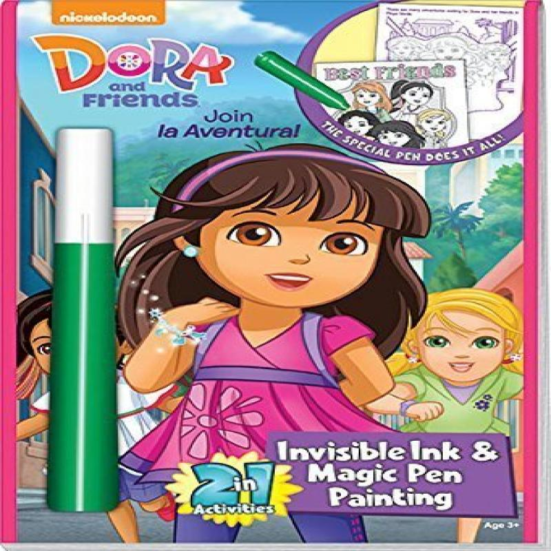 Dora and Friends Join La Aventura by