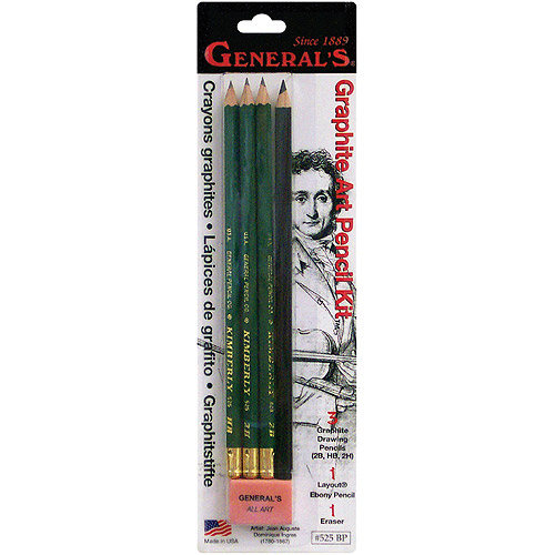 General Pencil Graphite Art Pencil Set