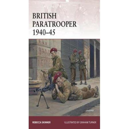 British Paratrooper Helmet (British Paratrooper 1940–45 - eBook )