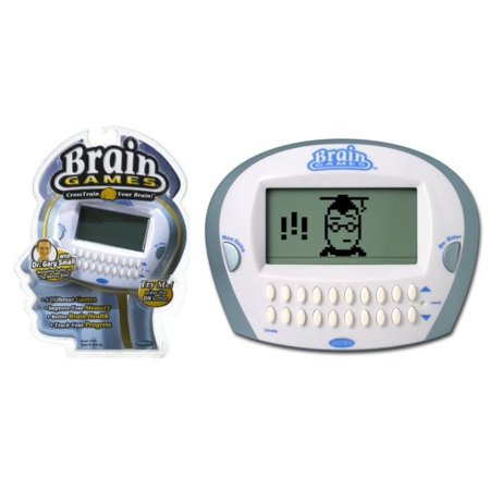 Radica Brain Games Cross Train Memory Electronic Toy (Dr. Gary Small) ()