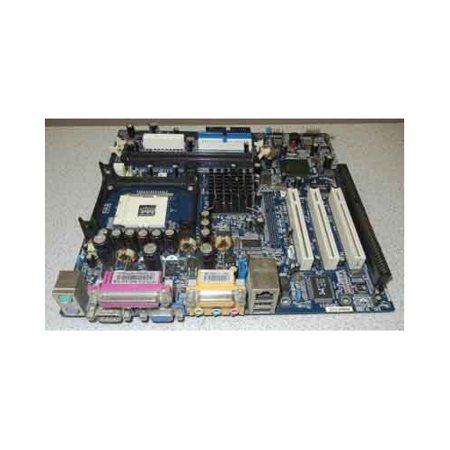 Refurbished-QDIPlatiniX P7LI/C-ALPentium 4 Socket 478 motherboard with 1 ISA slot, 3 PCI, on-board audio, video and LAN