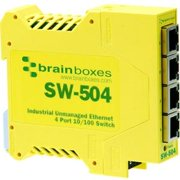 20PK INDUSTRIAL ETHERNET 4PORT SWITCH INCL MANUAL PRODUCT GUIDE