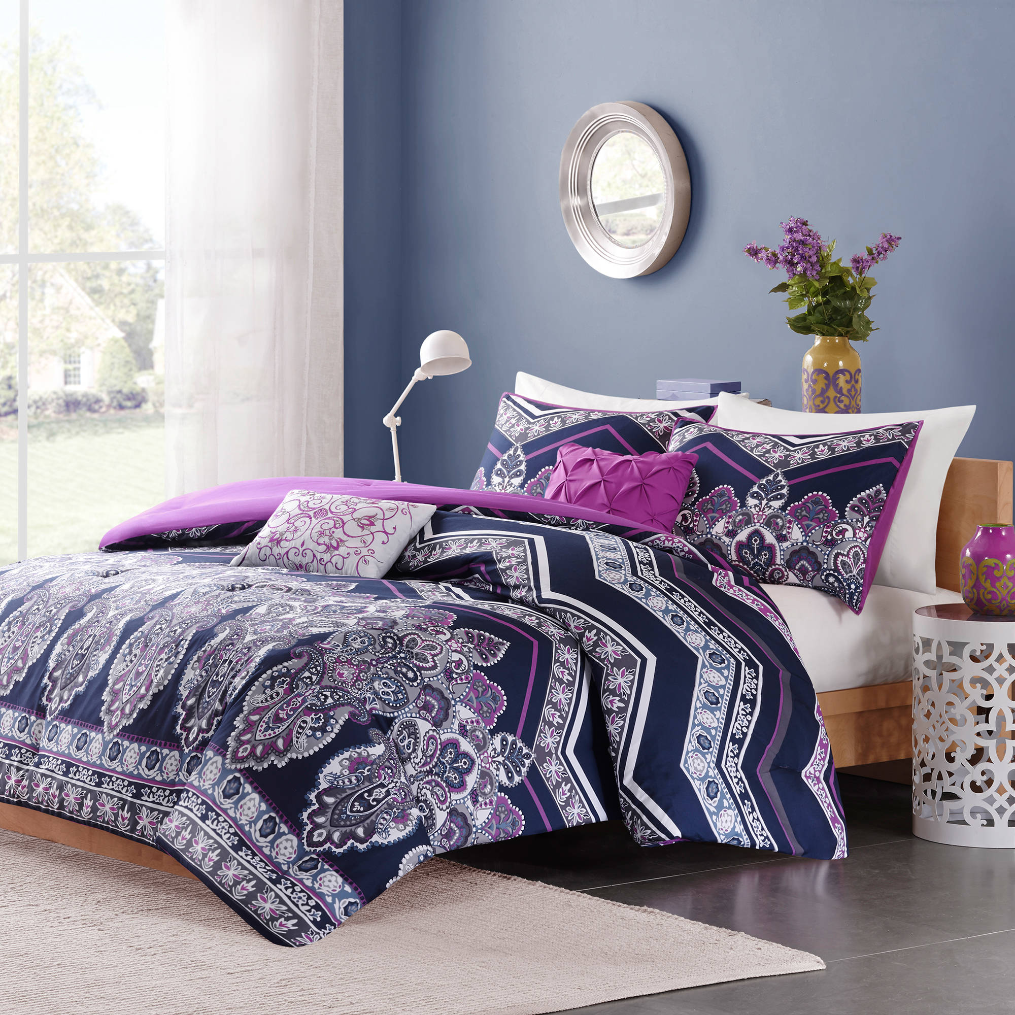 Home Essence Apartment Blakely Comforter Bedding Set