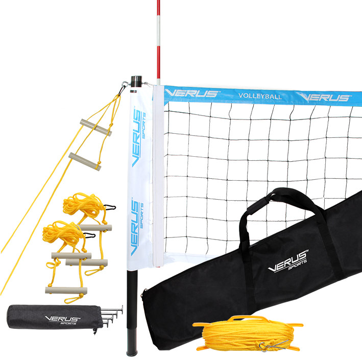 Verus Sports Professional Portable Volleyball Net Set
