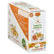 Baby Food: Happy Baby Pouches