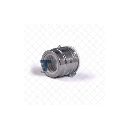 Electrolux Vacuum Cleaner Machine End Hose Coupling With Treads // 26-1310-03 Cleaner End Hose Assembly