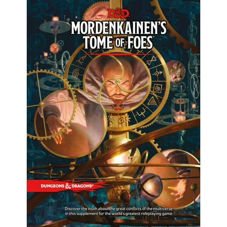 London Dungeons Halloween (Dungeons & Dragons: Mordenkainen's Tome of Foes)
