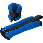 CAP Fitness Ankle/wrist Weights 2lbs-10lbs pairs
