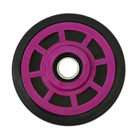 PPD Plum Idler Wheel 6 3/8 O.D. X 25MM I.D. for POLARIS Star 1984