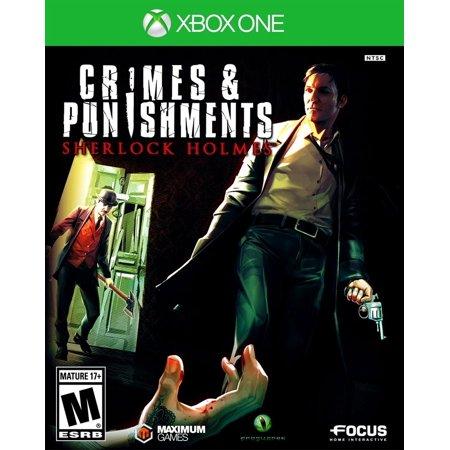 XBox 360 Crimes & Punishments Sherlock Holmes Video Game ()