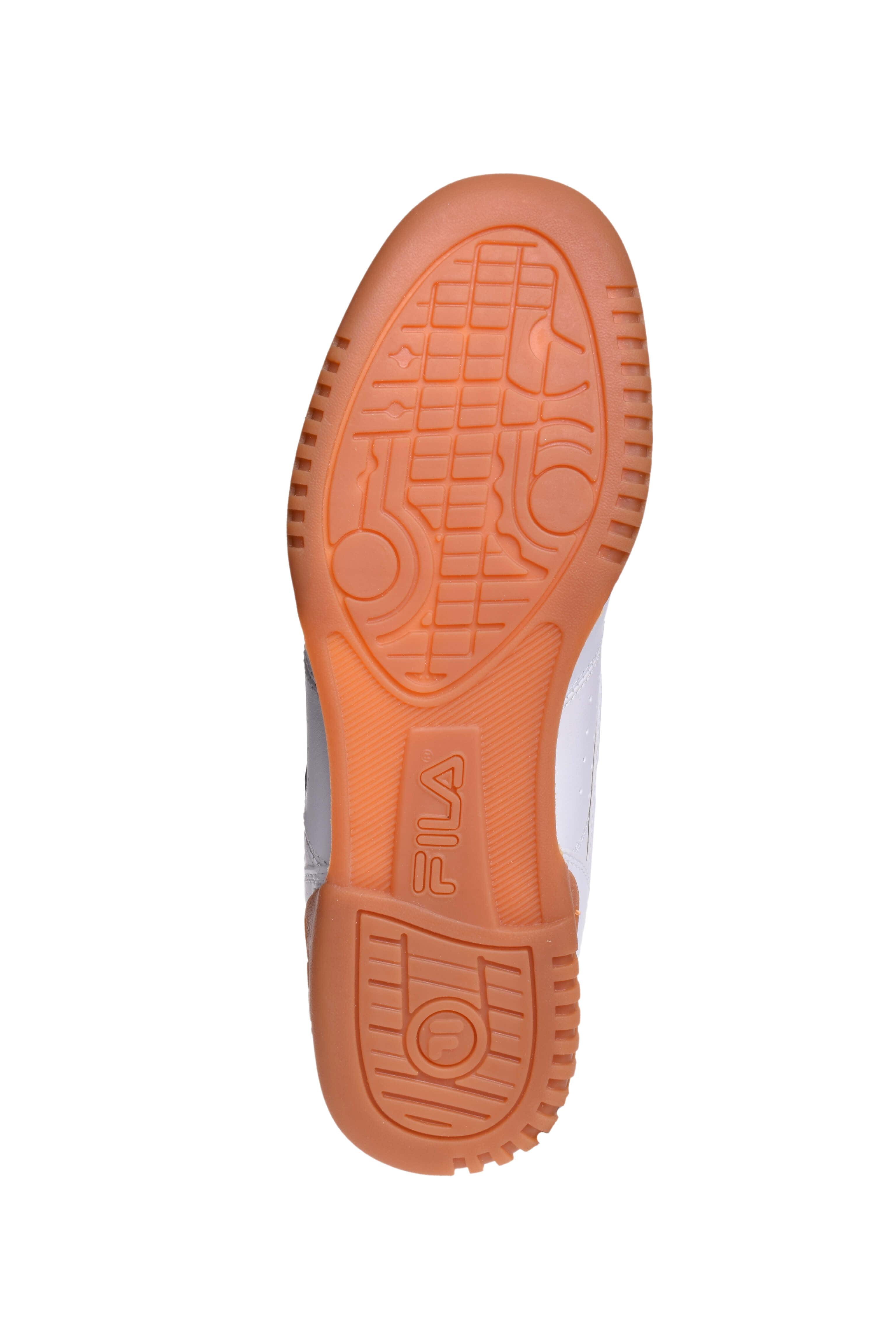 FILA Mens F-13 Logo Hi-Top Sneaker