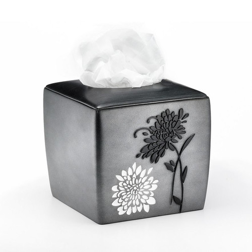 Popular Bath Erica Tissue Box Cover