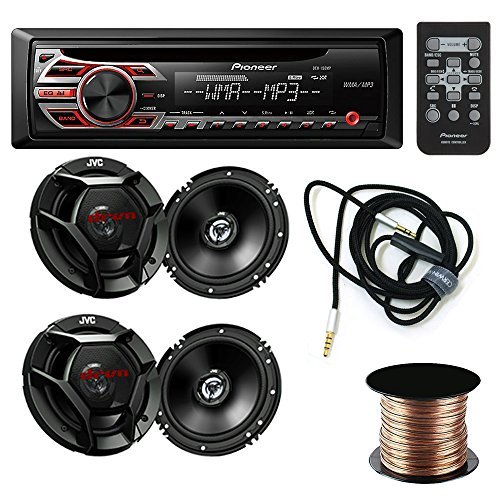 Pioneer DEH-150MP CD receiver ( 14 watts RMS CEA-2006/50 ...