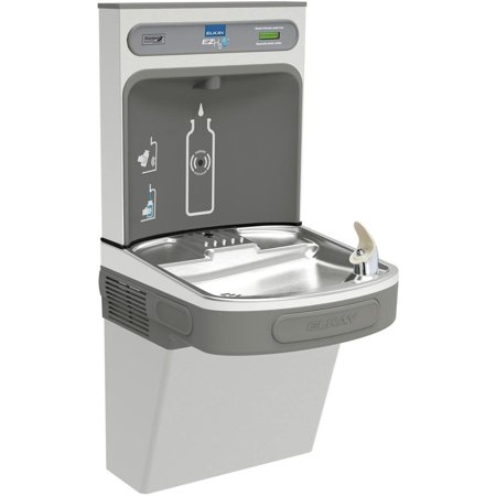 Elkay EZS8WSSK EZH2O Bottle Filling Station with Single ADA Cooler