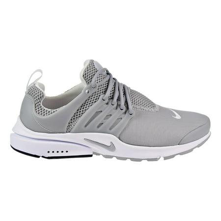 a7512f066d17  118.95 - Nike Air Presto Essential Men s Running Shoes Wolf Grey Wolf  Grey-White 848187-013 - Walmart.com