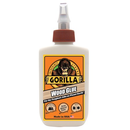 Gorilla Wood Glue, 4oz.
