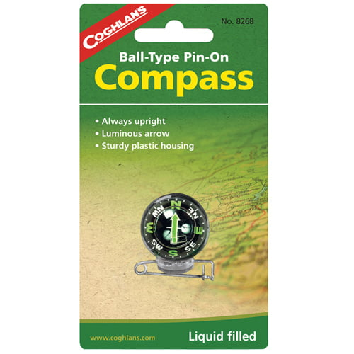 Coghlan's 8268 Pin-On Compass by Generic