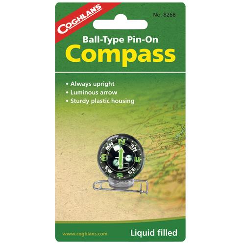 Coghlan's 8268 Pin-On Compass