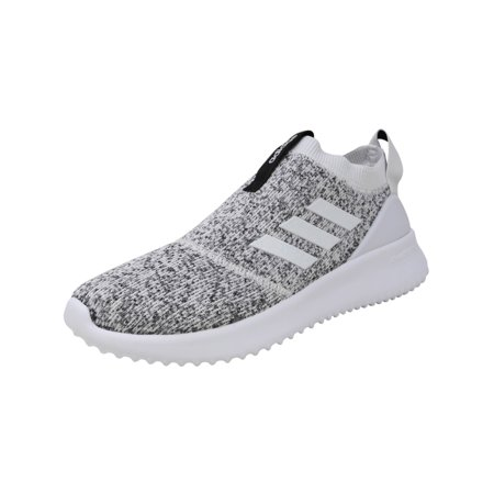Adidas Women's Ultimafusion Footwear White / Core Black Ankle-High Mesh Running Shoe -