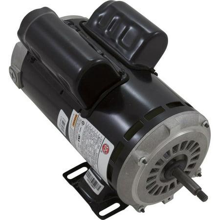 Motor, Emerson, 2.5 Horsepower, ThruBolt, 2-Speed, 230v, 48Y ()