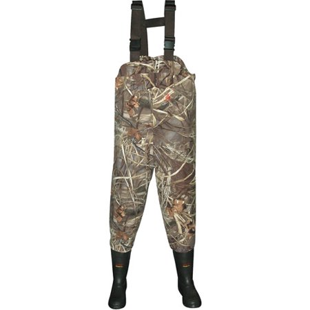 Pro line breathable chest waders advantage max 4 for Walmart fishing waders