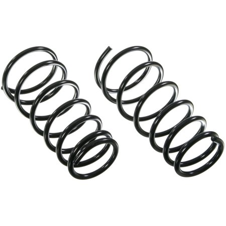 - Moog 80974 Coil Springs For Jeep Grand Cherokee, Front