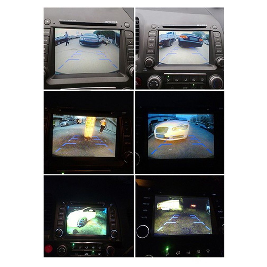 5 Inch Car TFT LCD HD Digital 800*480 Screen Display Rear View Mirror Monitor Car Display