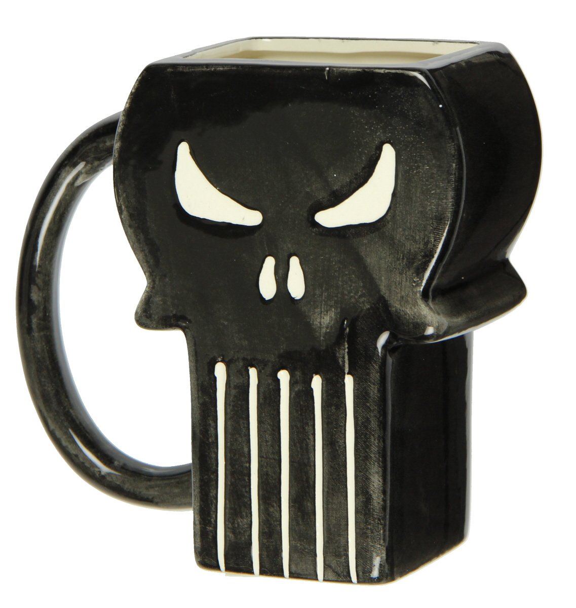 Punisher Skull 16 oz. Molded Mug