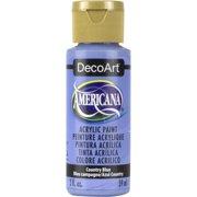 DecoArt Americana Acrylic Color, 2 oz., Country Blue