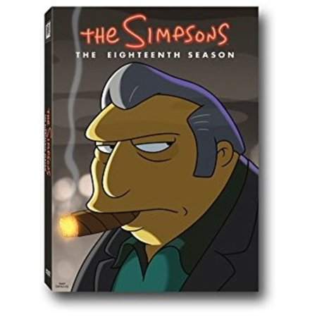 The Simpsons: The Eighteenth - Simpsons Halloween Special Part 1