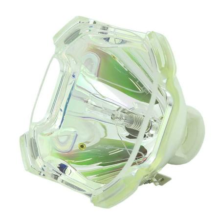 Lutema Platinum for Panasonic ET-SLMP48 Projector Lamp with Housing (Original Philips Bulb Inside) - image 5 de 5