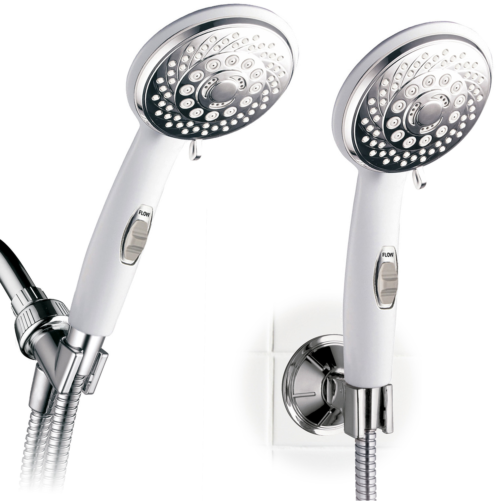 Hand Held Shower Heads Powerspa 6setting Hand Shower