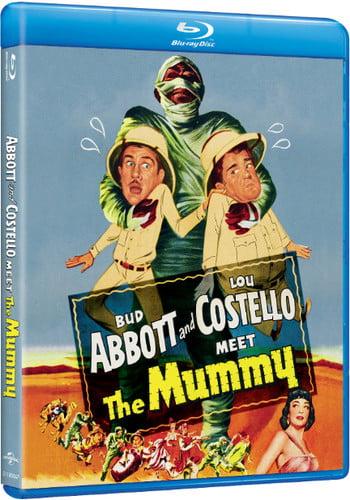 Abbott And Costello Meet The Mummy (Blu-ray) by Universal Studios