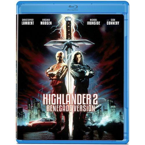 Highlander 2: The Renegade Version (Blu-ray)