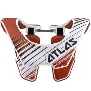 Atlas Air Neck Brace   Small Red