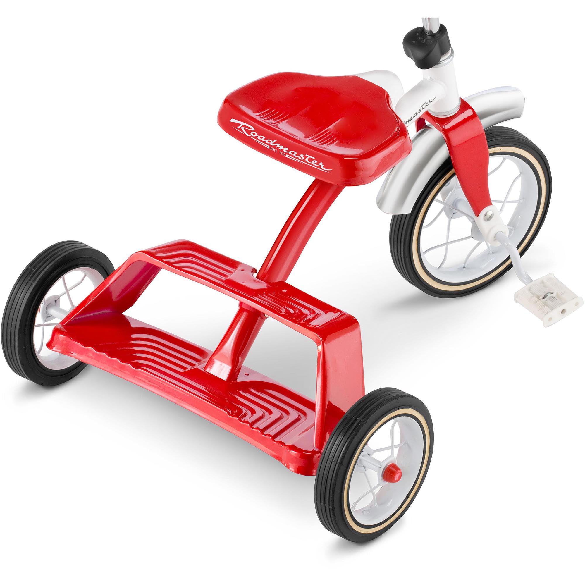 Roadmaster Dual Deck 10-Inch Trike