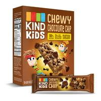 KIND Kids, Chocolate Chip, 10 Ct, 0.81 Oz, Gluten Free Granola Bar