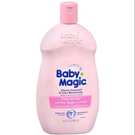 Baby Magic Lotion Douceur bébé Original Scent bébé 16,50 oz (Lot de 3)