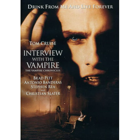 Interview With the Vampire (DVD) (Halloween Tom Arma)
