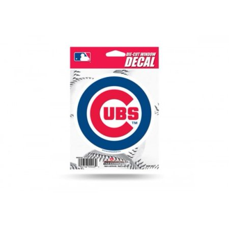 Rico Industries Cubs Die-Cut Vinyl Decal