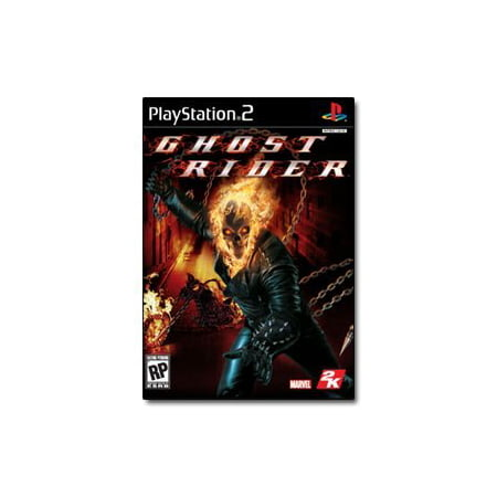 Ghost Rider - PlayStation 2](Halloween Ghost Rider Games)